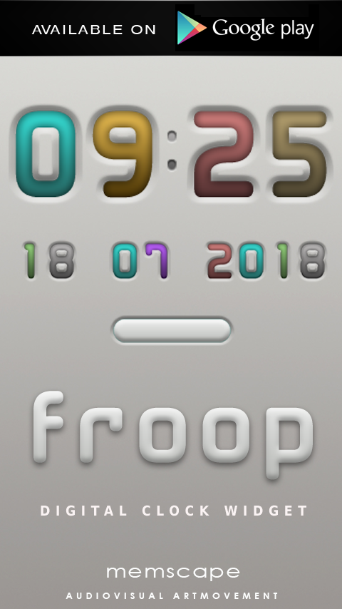 FROOP Next Launcher 3D Theme Screenshot 5