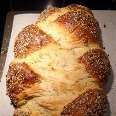Not Your Typical Challah