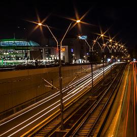 Bucharest nights by Andrei Rap - City,  Street & Park  Night
