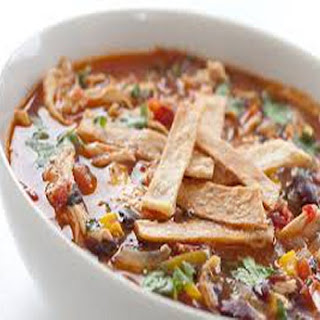 Applebee's Chicken Tortilla Soup
