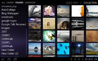 Screenshot of Gallery 8 | Tablets