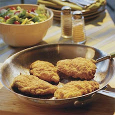 Crunchy Pan-Fried Chicken