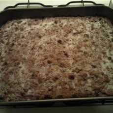 Wholemeal Bread Pudding
