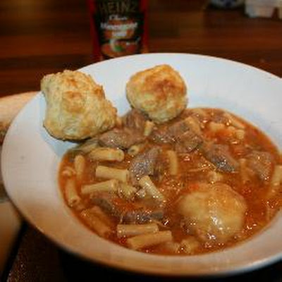 Minestrone Lamb Stew