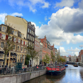 Amsterdam by Ludwig Wagner - Instagram & Mobile iPhone