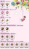 Screenshot of sweet tree Widget