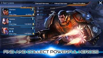 Screenshot of Galaxy Factions