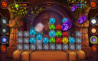 Screenshot of Flummox - Match 3 Puzzle Games