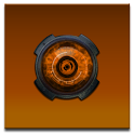 ADW Theme DigitalSoul Orange icon