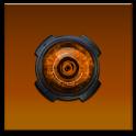 ADW Theme DigitalSoul Orange icon