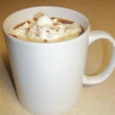 Cioccolata Calda (Hot Chocolate Italian-Style)