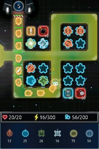 Blew Tactic Defense Classic