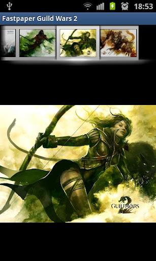 【免費個人化App】Fastpaper Guild Wars 2 HD-APP點子