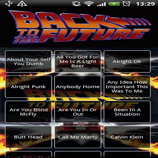 娛樂必備App|Back to the Future Soundboard LOGO-綠色工廠好玩App