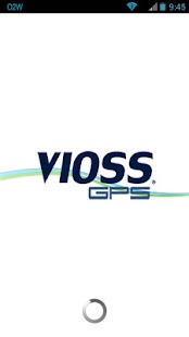 Vioss GPS - screenshot