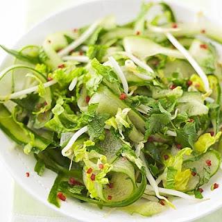 Shredded Cucumber Salad Recipes