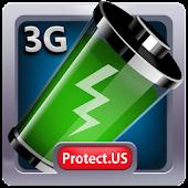 App Protect.US™ Battery 3G Saver version 2015 APK