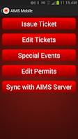 Screenshot of AIMS Mobile