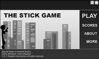 Screenshot of The Stick Game Beta