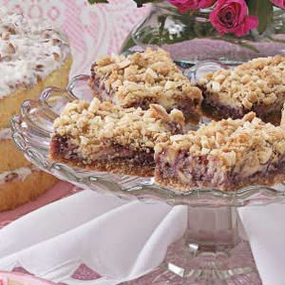 Raspberry Cream Cheese Bars