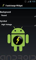 Screenshot of Fastcharge / Force AC Toggle