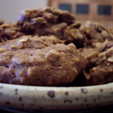 Apple Pumpkin Healthy Cookies