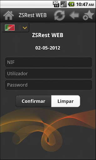 zsrestweb-mobile for android screenshot