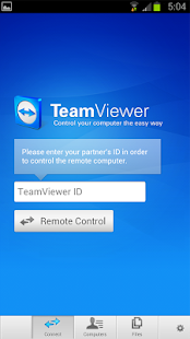 Screenshots  TeamViewer for Remote Control
