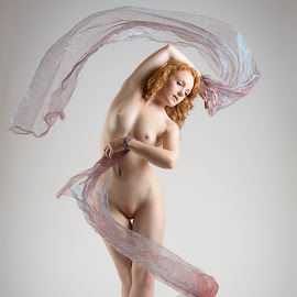 The Dance by John McNairn - Nudes & Boudoir Artistic Nude