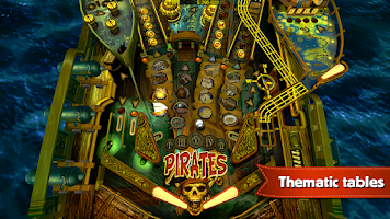 Screenshot of Pinball Fantasy HD