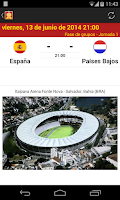 Screenshot of Copa Mundial - La Roja