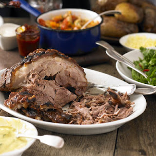 Roast Pork Shoulder With Vegetables Recipes