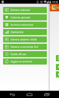 Screenshot of Superenalotto Helper