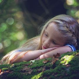 LILY  by Dorota Aleksandra Nowak - Babies & Children Child Portraits