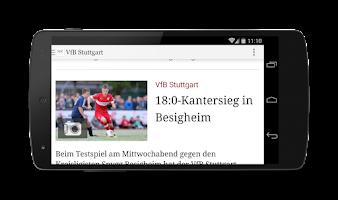 Screenshot of stuttgarter-zeitung.de