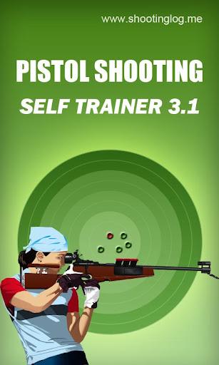Pistol Shooting Self Trainer