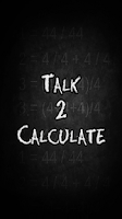 Screenshot of Talk 2 Calculate
