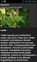 Screenshot of Terra Fa-lexikon és határozó