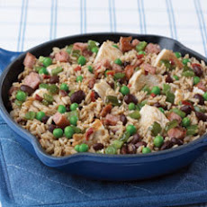 Chicken & Rice Jambalaya