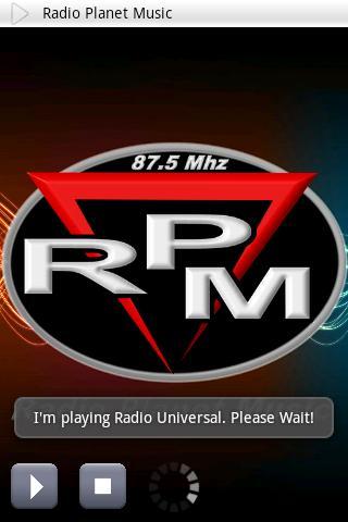 RPM - Radio Planet Music