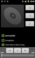 Screenshot of MusicKN