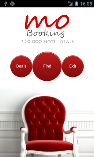 moBooking - Best Hotel Deals