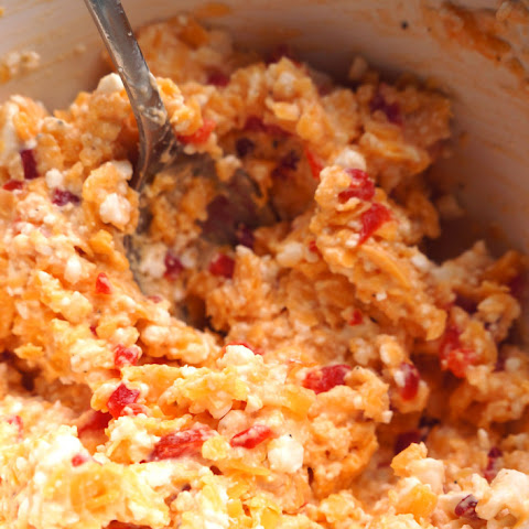 Lightened Up Pimento Cheese