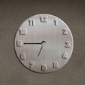 Metal Clock icon