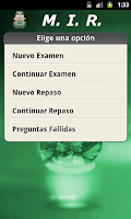 Screenshot of MIR