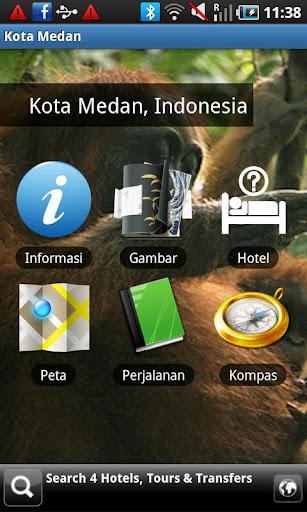 Pariwisata di Kota Medan
