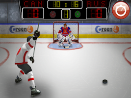 Screenshot of Hockey MVP