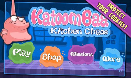 Katoombaa Kitchen Chaos