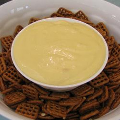 Beer Cheese Pretzel and Dip