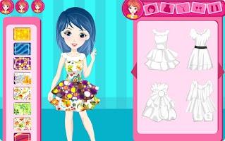 Screenshot of Being Fashion Designer Games